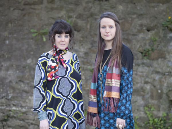 Morag Macpherson and Coral Beattie. Photo by Colin Tennant