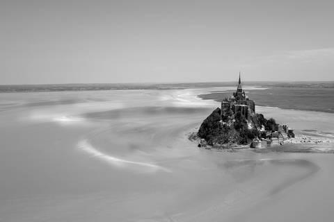 Le Mont-St-Michel, Brittany