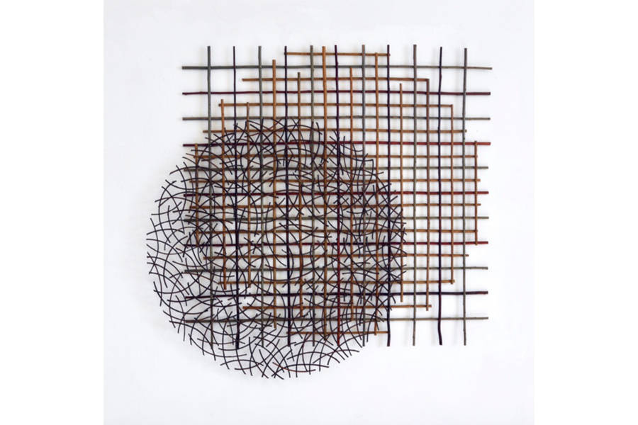 Lizzy Farey, 'Concentus', 2017, Willow